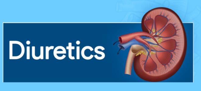 Диуретики при гипертонии. Классификация и механизм действия. Показание, противопоказание и побочные эффекты.